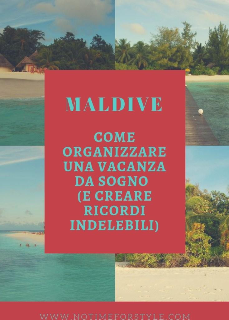 Come organizzare la perfetta vacanza alle Maldive