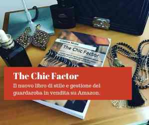The Chic Factor, il libro di moda bestseller Amazon