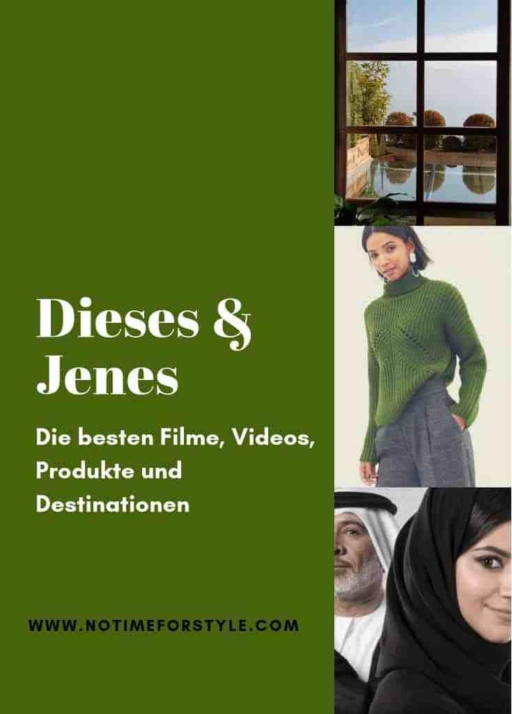 Dieses & Jenes: die besten Filme, Videos, Produkte und Destinationen