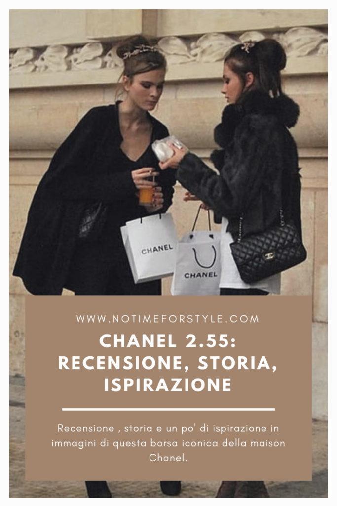 Chanel 2.55: recensione , storia e curiosità di una borsa iconica