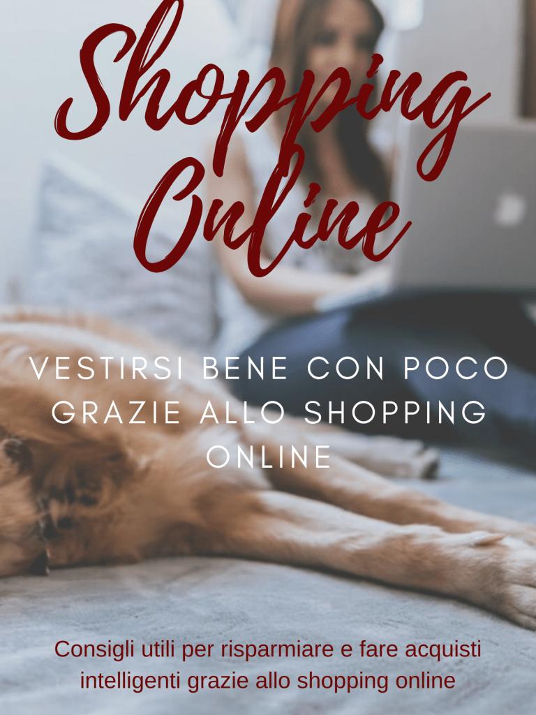Shopping online: come risparmiare tempo e denaro