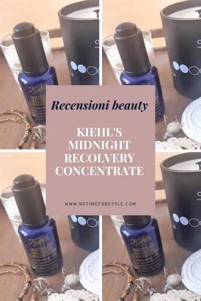Midnight Recovery Concentrate recensione e opinioni