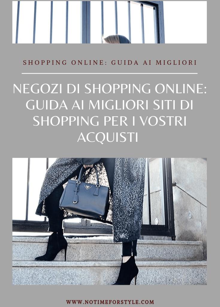 Negozi di shopping online: i migliori e i più sicuri
