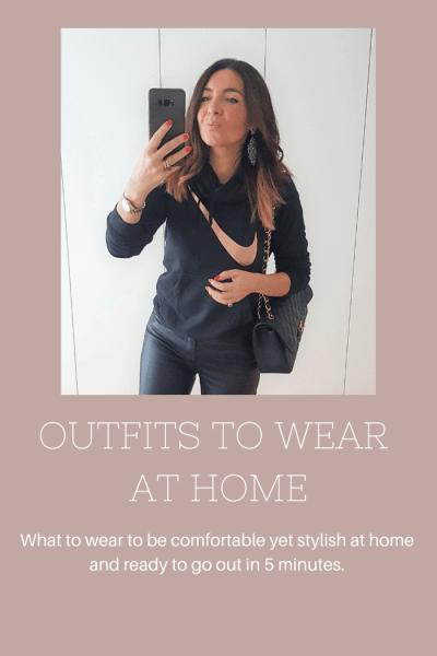 outfits to wear at home