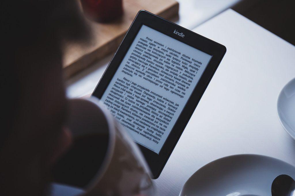Kindle tutti i vantaggi