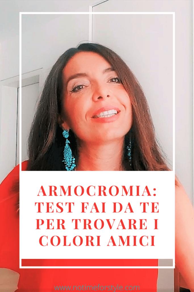 armocromia test