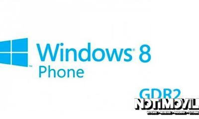 Microsoft Windows presenta Phone 8 GDR2