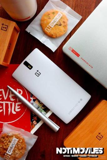 OnePlus One Doble Flash LED