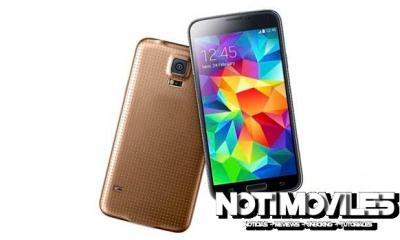 HDC Galaxy S5 SM G900F Golden puedes descargar la Rom desde aqui