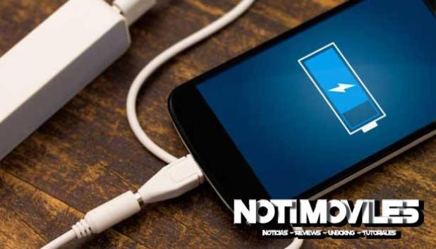 Aplicación Carga Smartphone en minutos