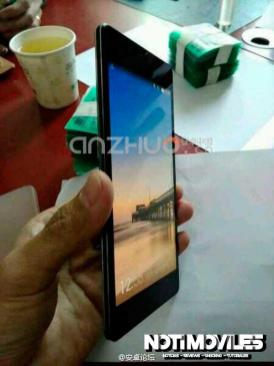 Fotos Reales Gionee ELIFE S7 1