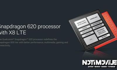 El Snapdragon 620 Rendimiento Alto cortex A72