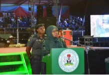 Aisha Buhari says only APC members should get appointments