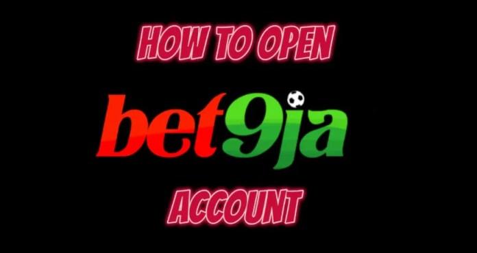 Bet9ja Registration