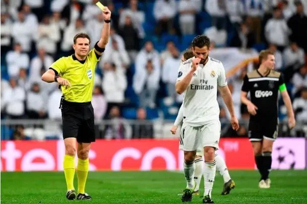 Real Madrid Knocked out of 2019 Champions League