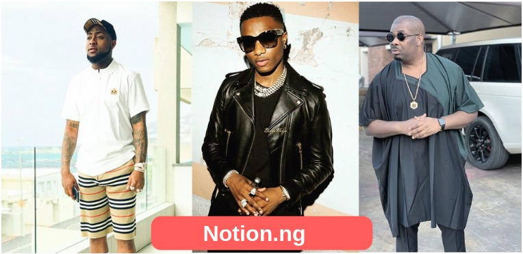 Current Forbes Top 10 Richest Musicians in Nigeria and Their