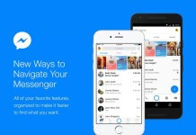 Facebook Messenger For Android and Apple iOS