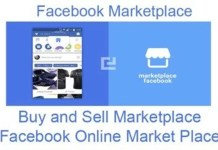 Facebook Online Marketing Place