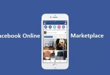 Facebook Online Marketplace