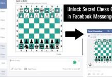 Facebook Messenger Chess Hack