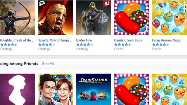Play Facebook Games Free