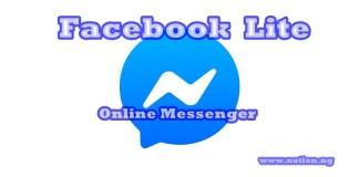 Facebook Lite Online Messenger Archives Notion Ng