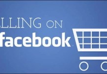 Facebook sell and buy