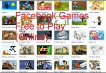 Facebook Games Free to Play