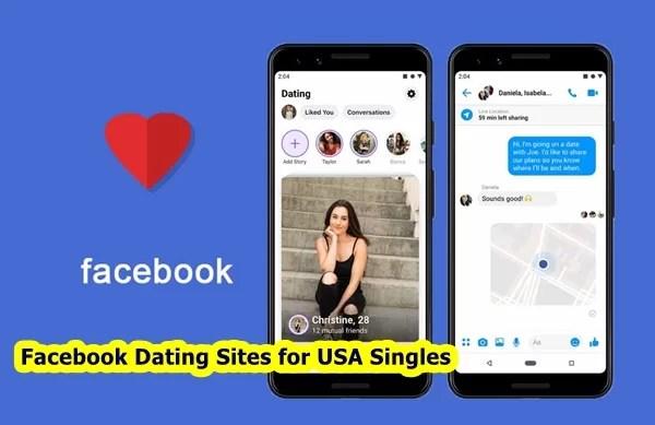 Dating site- ul legat de Facebook