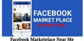 Facebook Marketplace near Me