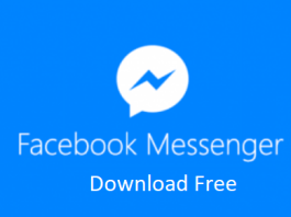 Facebook Messenger App Free Download