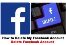 Deactivate Your Facebook Account Temporarily