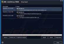 IDP Alexa 51 Virus