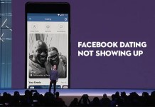 Facebook Dating Not Showing Up