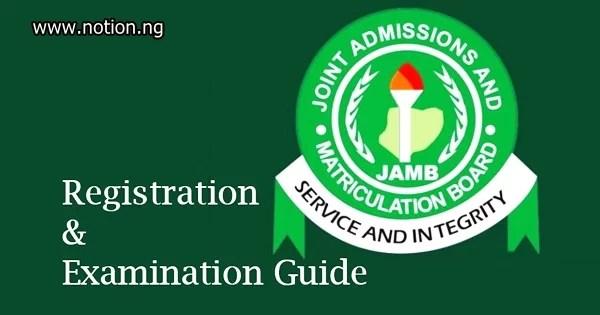 JAMB Profile Creation