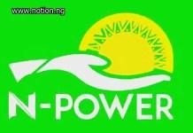 N Power Recruitment