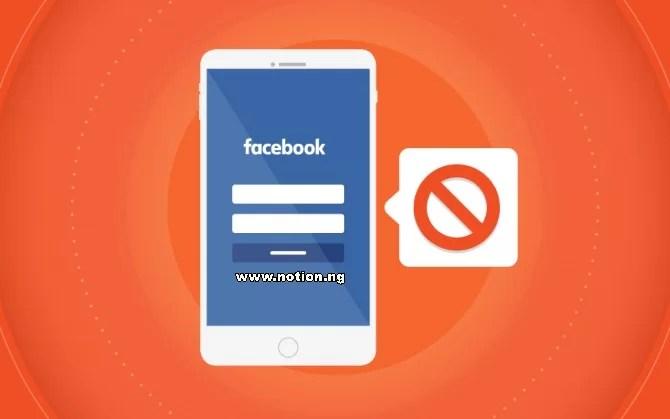 Cách Sửa lỗi không vào được facebook