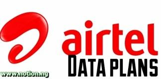 Airtel Data Plan 2021