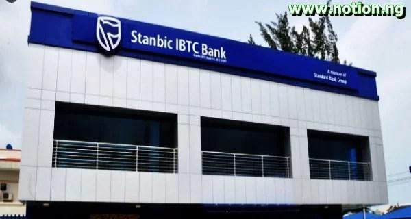 Stanbic IBTC Recruitment