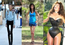 Skinniest People In The World