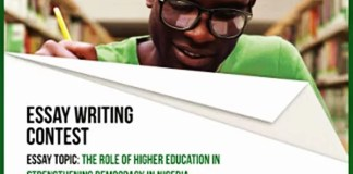 Voice of Nigeria Essay Competition