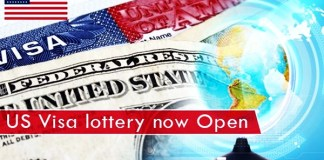 American Visa lottery Sponsorship To Study work or Live Abroad Is Open