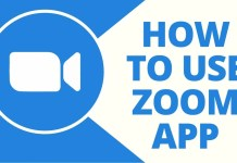 How to Use Zoom App