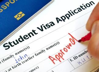 How to apply for a USA student visa