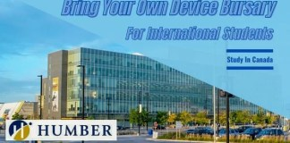 Humber College Scholarships 2021