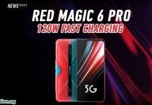 Nubia Red Magic 6