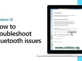 Troubleshoot Bluetooth Issues On Windows