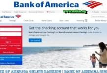 Bank of America Online Login