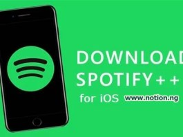Download Spotify iOS