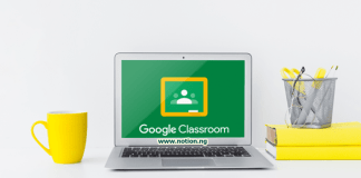 Google Classroom Setup